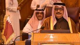 Qatar participates in the 151st Session of the Council of the Arab League at the level of Permanent