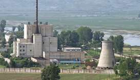 Key North Korean nuclear reactor has been shut down for months -IAEA