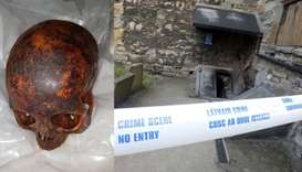 Stolen mummified head recovered in Dublin