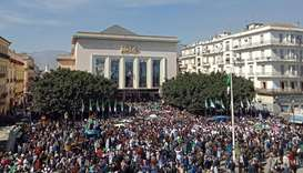 Algeria war veterans back protests demanding end to Bouteflika's rule