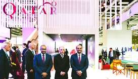 Qatar Pavilion at ITB Berlin inaugurated