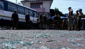 Militant bus attack in north India kills one, wounds 32: police