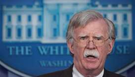 Trump is 'open to talking again' with North Korea: Bolton