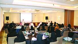 Sidra workshop focuses on best practices to check child abuse