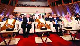 Turkish FM lauds Qatar's 'decisive role'