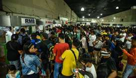 Philippine capital to undergo curfew, mall closures as coronavirus deaths rise to six