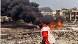 Lagos blast death toll rises to 17