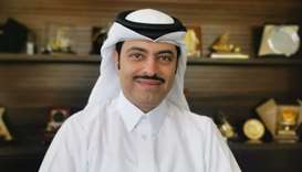 Sheikh Dr Mohamed bin Hamad al-Thani, director of Public Health