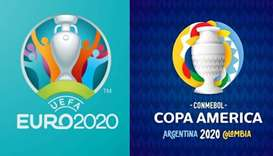 FIFA confirms Euro 2020 and Copa America tournaments in 2021