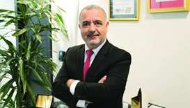 Dr Adnan Abu-Dayya, executive director and CEO of Qmic