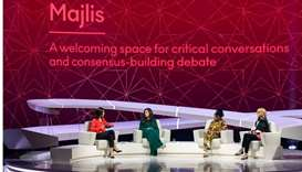 Doha Debates tackles gender equality