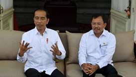 Indonesia confirms first cases of coronavirus, link to Japanese visitor