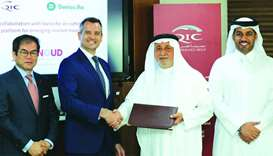 QIC is in the process of establishing an IT services subsidiary in QFC