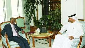 PM meets African Union chief