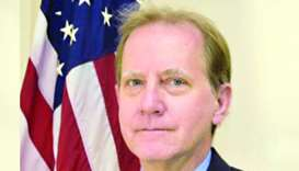 Charge d'affaires of US embassy named