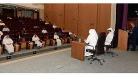 MME holds introductory meeting on volunteering