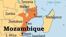 64 migrants found dead in cargo container in Mozambique