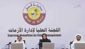 HE Spokesperson of the Supreme Committee for Crisis Management Lolwah bint Rashid bin Mohammed Al Kh