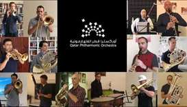 QPO musicians entertain music lovers by playing from homes
