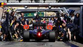The first eight races of this year's Formula One season have been cancelled or postponed because of