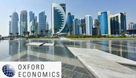 Qatar GDP growth seen averaging 2.9% in 2021-22: Oxford Economics