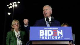 Biden has strong Super Tuesday showing, Sanders leads in California