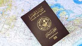 Qatari, GCC citizens told to use passports