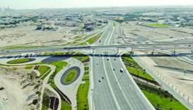Al Khor Expressway Upgrade Project to be completed by mid-2020