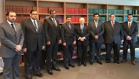 Qatari judges participate in workshop on developing commercial litigation in London