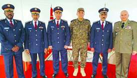 Ties between Qatari, Tunisian air forces reviewed