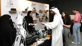 UNIQUE: The first of its kind forum has also arranged a photography bazaar, displaying and selling a