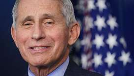 Director of the National Institute of Allergy and Infectious Diseases Anthony Fauci
