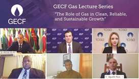 "The success of the energy transition rests ""on the use of natural gas technologies and their capacit"