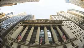 An external view of the New York Stock Exchange. President Joe Biden's plans for a new era of tough