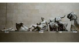 British PM rules out return of Parthenon Marbles to Greece
