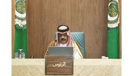 Qatar Chairs 155th Session of Arab League Council