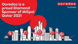 Ooredoo joins forces with Milipol Qatar 2021
