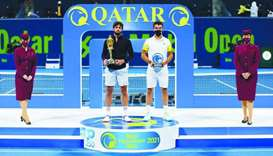 Qatar Airways, QDF congratulate Basilashvili on spectacular win