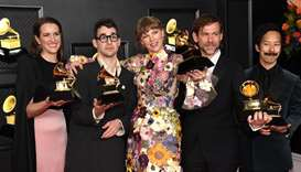 The 63rd Annual Grammy Awards in Los Angeles, California