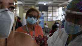 WHO experts to meet on AstraZeneca shot as virus cases surge
