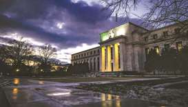 The Federal Reserve building in Washington, DC. The Fed is intensifying its scrutiny of banks' effor