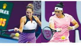 Keys ousts Bencic, Jabeur too advances