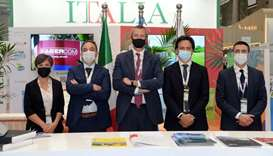 11 Italian firms showcase expertise, innovation at AgriteQ