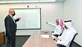 Ashghal conducts workshop for road inspectors
