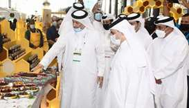 Snapshots from the opening day of AgriteQ and EnviroteQ at DECC .