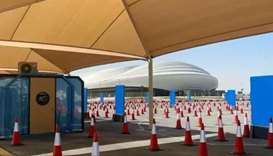 2nd drive-through vaccination centre to be opened at Al Wakra Sunday