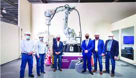 Tamuq introduces concrete 3D printing technology to Qatar