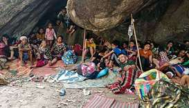 US orders diplomats out of Myanmar as violence spirals