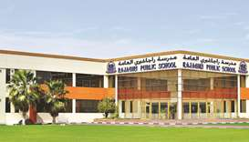 Rajagiri Public School has enhanced its facilities for the senior secondary stage.