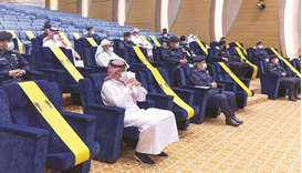 MoI reviews progress of its 2022 strategy
